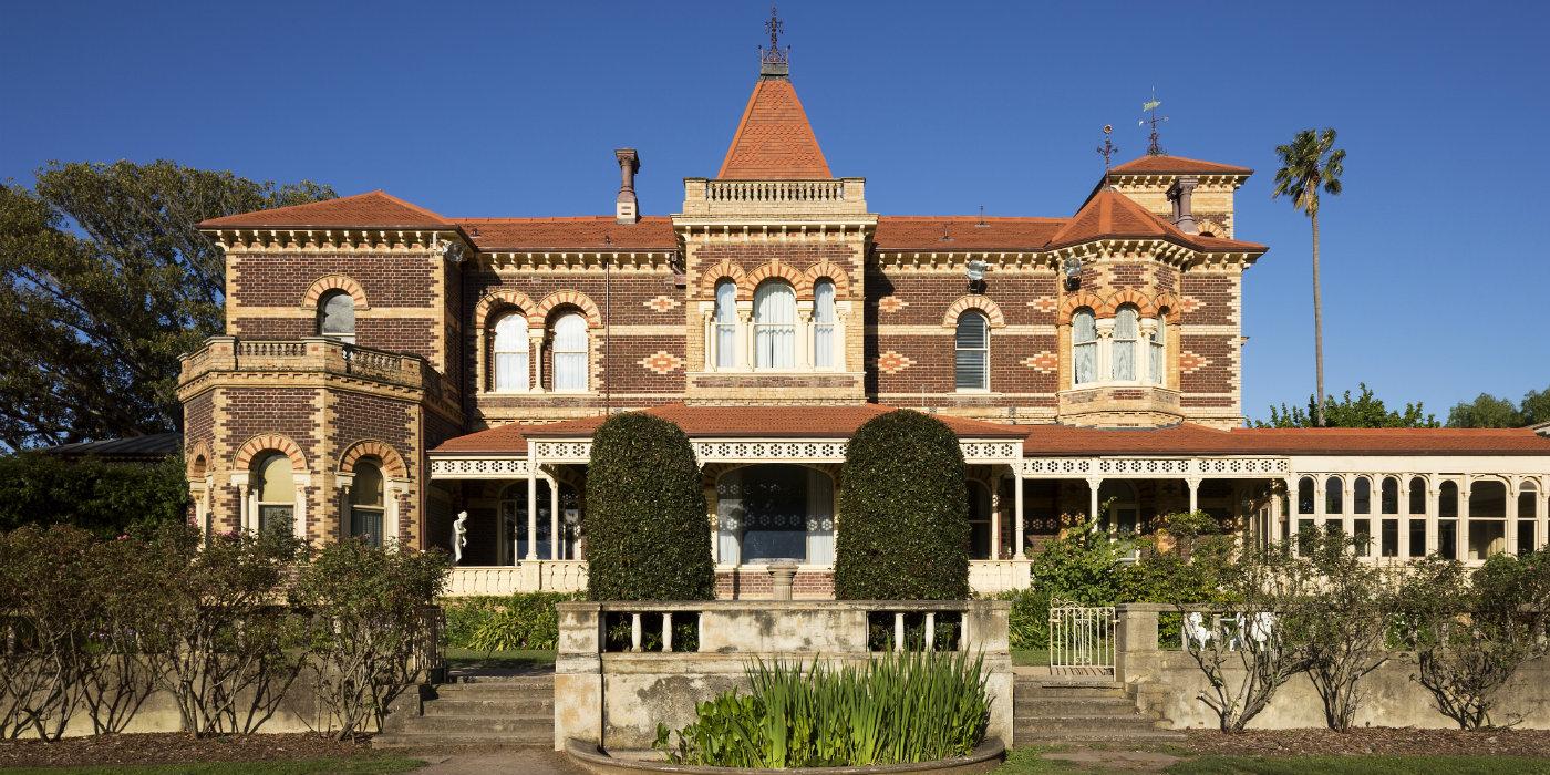 Rippon Lea Estate   National Trust Victoria