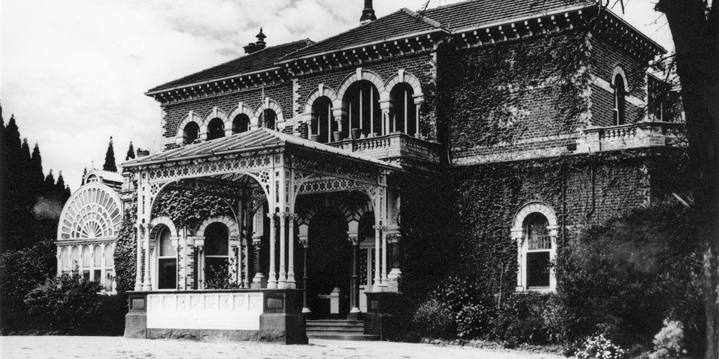 Rippon lea estate national trust victoria family home to some of victorias most influential people negle Images