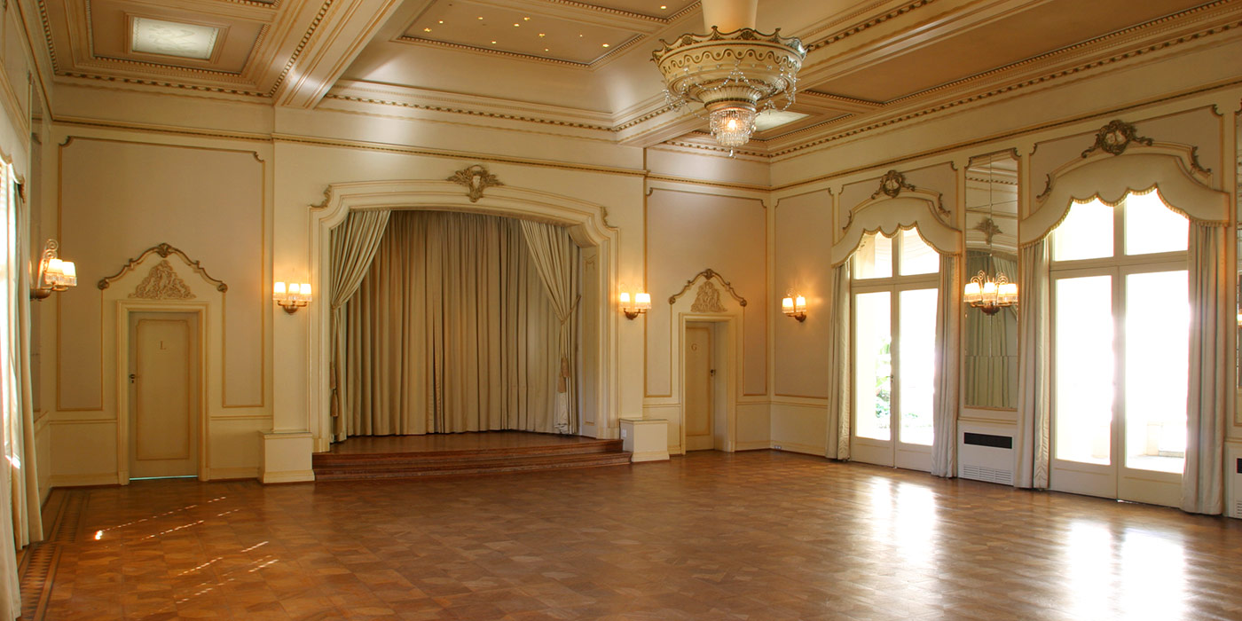 The mansion rippon lea estate for Mansion floor plans with ballroom
