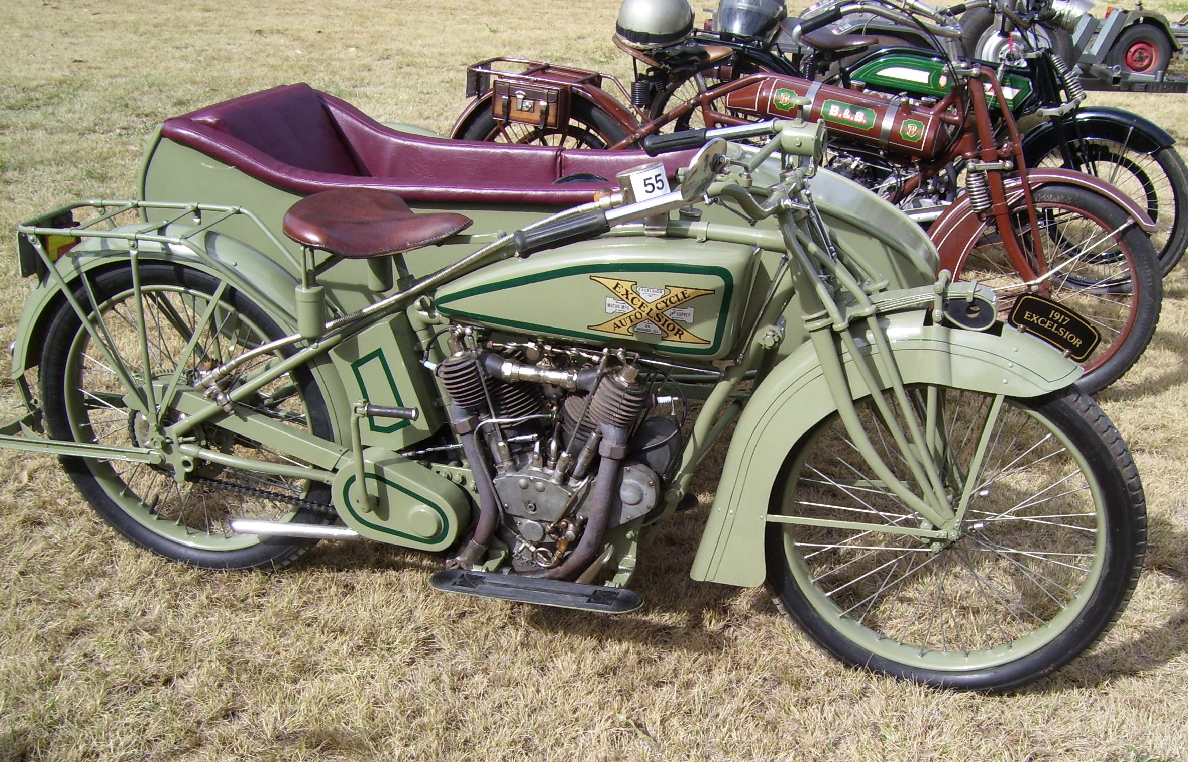 Rippon lea estate night life motorcycle days loading events excelsior negle Images
